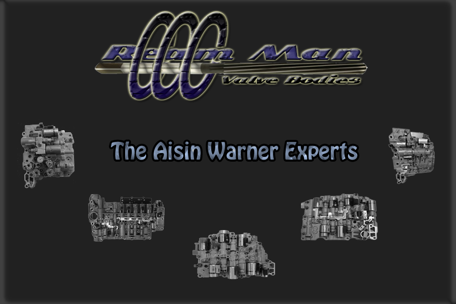 The Aisin Warner Experts!!