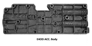 Picture of E4OD/4R100 ACC. BODY